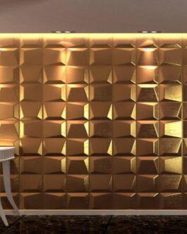 חיפוי קיר תלת מימד דגם Moasics בגודל 80X62.5