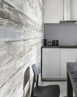חיפוי קירות פולימרי 100% עמיד במים Kerradeco דגם Wood Vintage