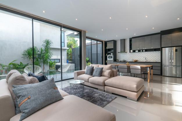 עיצוב בית חדשני